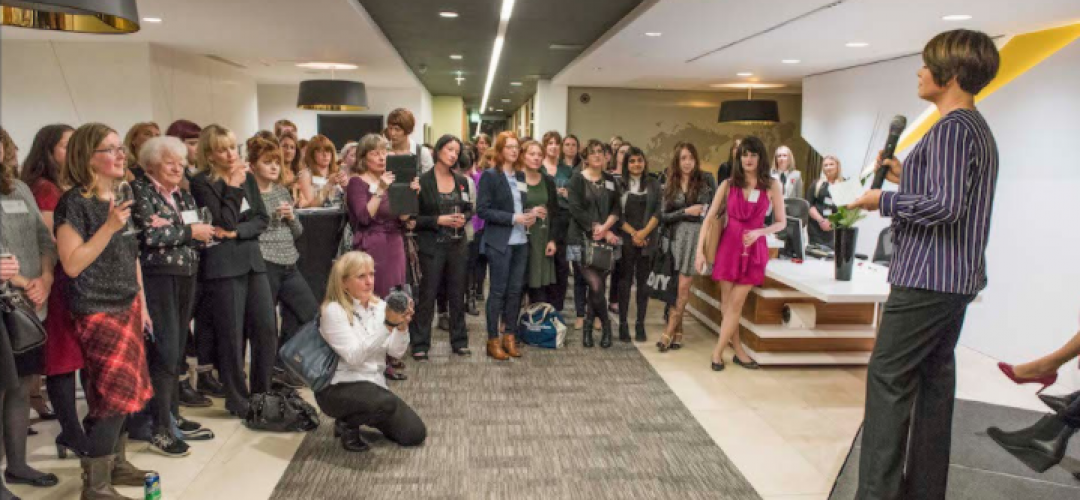 Women In Journalism Scotland – Representing women in Scotland across